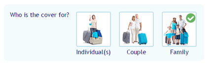 Travel insurance - Compare cheap quotes - Confused.com