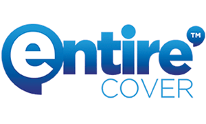 Entire cover motorbike insurance logo