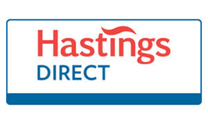 Hastings direct motorbike insurance logo