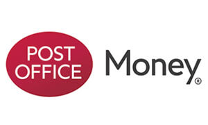 Post office money motorbike insurance logo
