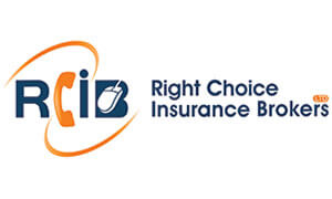 Right choice insurance brokers motorbike insurance logo