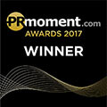 PRmoment awards 2017 Winner of Best Use of Research – In-house