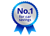 No 1 for car savings
