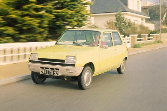 The Renault 5