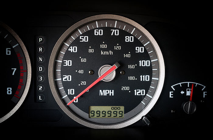 Tell-tale Signs of a Clocked Car