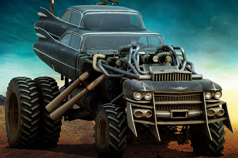 Gigahorse from Mad Max: Fury Road