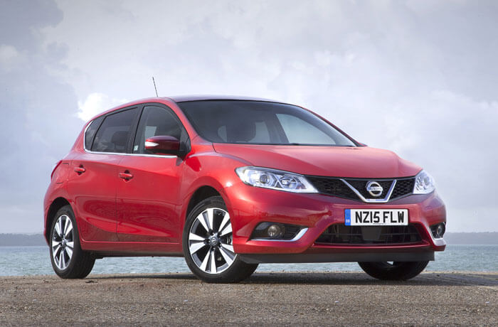 when it first joined nissans family the small pulsar had to live up to the reputation of the qashqai unsurprisingly crash tests came
