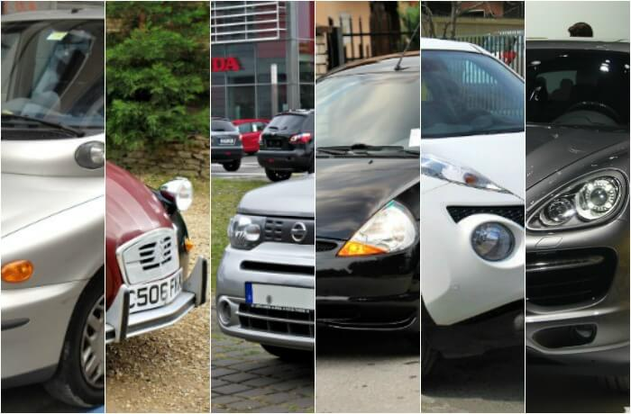 The 6 ugliest cars ever made
