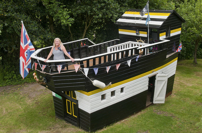 Boat  shed of the year