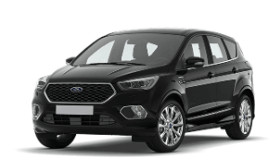 Ford Kuga black car